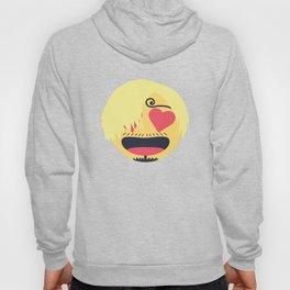 Sanji Emoji Design Hoody