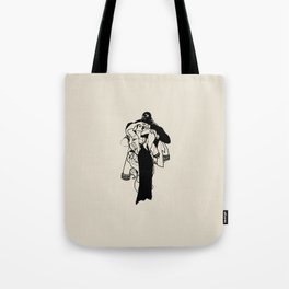 All Wounds Heal Time Tote Bag