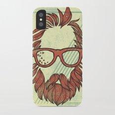 Beard and Shades Slim Case iPhone X