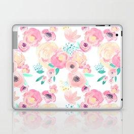 Indy Bloom Design Blush Baby Florals Laptop & iPad Skin