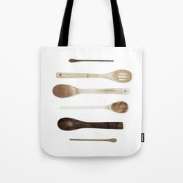SPOON COLLECTION N1 Tote Bag