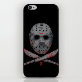 Friday 13 iPhone Skin