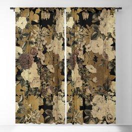 Gilded Blackout Curtain