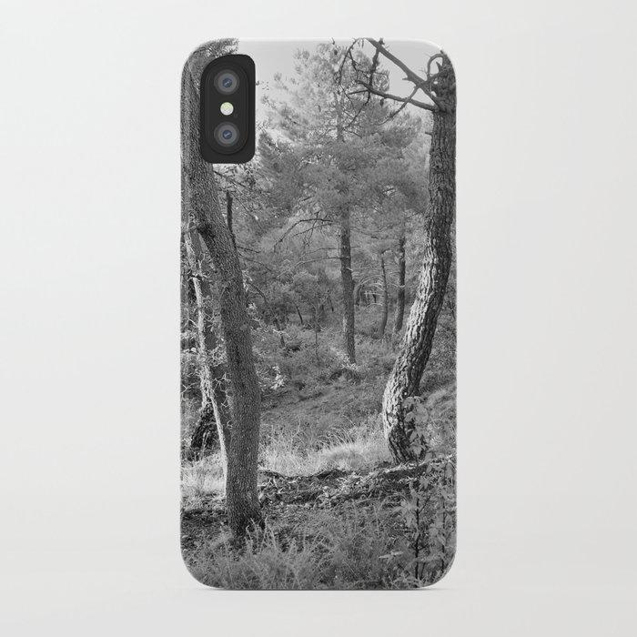 Trees dance iPhone Case