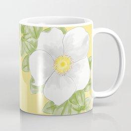 Cherokee Rose (yellow) Coffee Mug