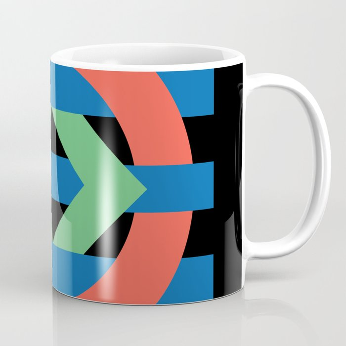 Sha Pes Dos Coffee Mug