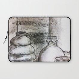 Still Life: Bottles Laptop Sleeve