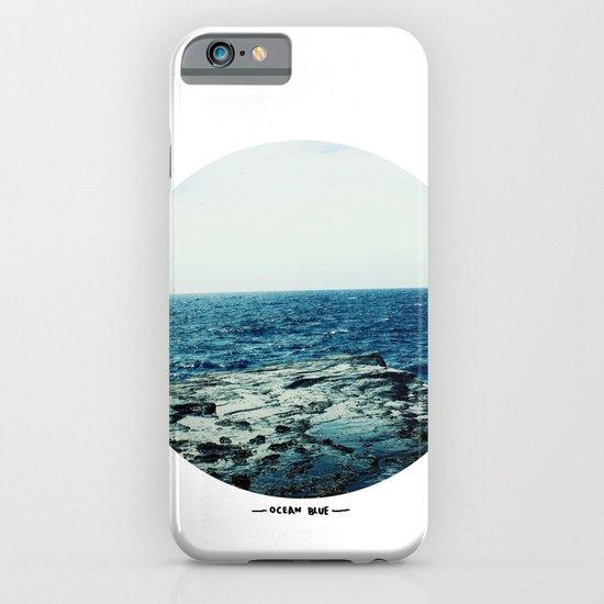 Ocean Blue iPhone & iPod Case