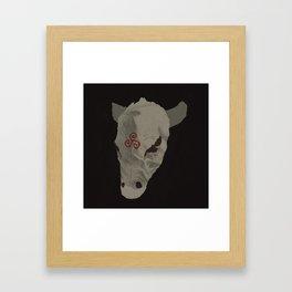 """""""Go West"""" #3 Framed Art Print"""