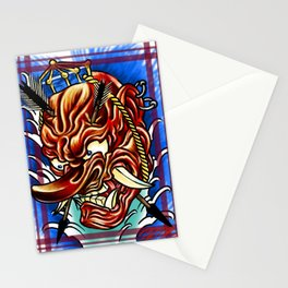 The Oni Stationery Cards