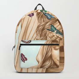 The Butterfly Girl Backpack