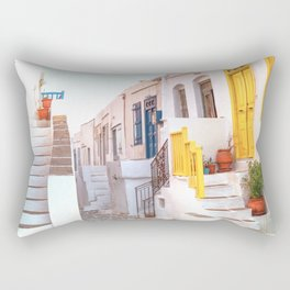Travel Greece, Sifnos island Rectangular Pillow
