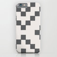 Tiles - in Charcoal Slim Case iPhone 6s