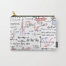 Math Cheat Sheet Carry-All Pouch