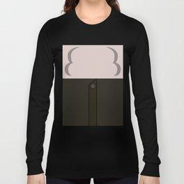 Doctor Phlox - Minimalist Star Trek: Enterprise ENT - Dr. - Trektangle - Trektangles - startrek Long Sleeve T-shirt