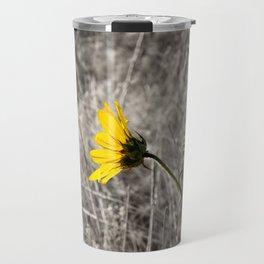 Sunflower Daydream Travel Mug