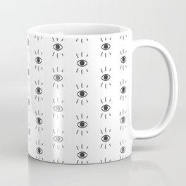 Eye Pattern Coffee Mug
