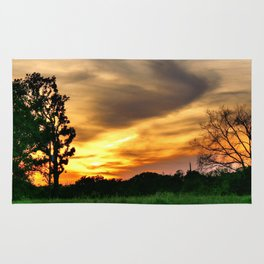 April East Texas Sunset Rug