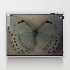 Papillon _ Vintage Flutter Laptop & iPad Skin