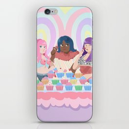 California Gurls iPhone Skin