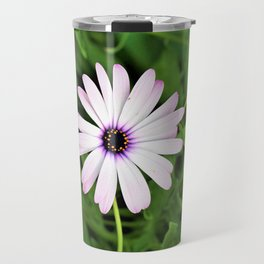 Pretty Purple Californian Flower by Reay of Light Photography Travel Mug