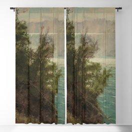 Albert Bierstadt - Niagara Falls from the American Side Blackout Curtain
