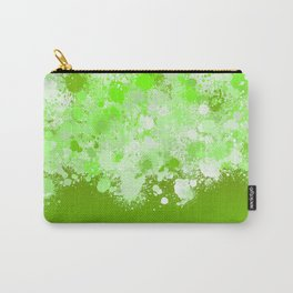 paint splatter on gradient pattern dpi Carry-All Pouch