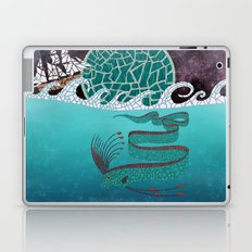 Ore Fish Mosaic Laptop & iPad Skin