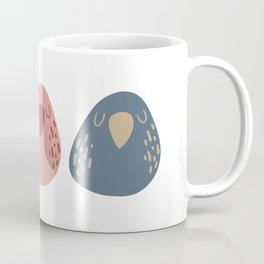 Ovopornis - beige Coffee Mug