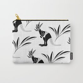 Tropical Kangaroo Carry-All Pouch