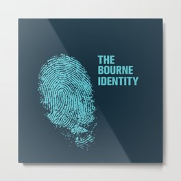 Identity Problems Metal Print