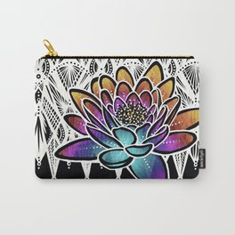 Lotus- Catalyst Gardens Carry-All Pouch