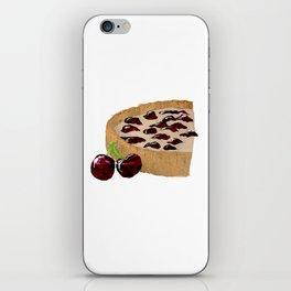 Cherry Tart iPhone Skin
