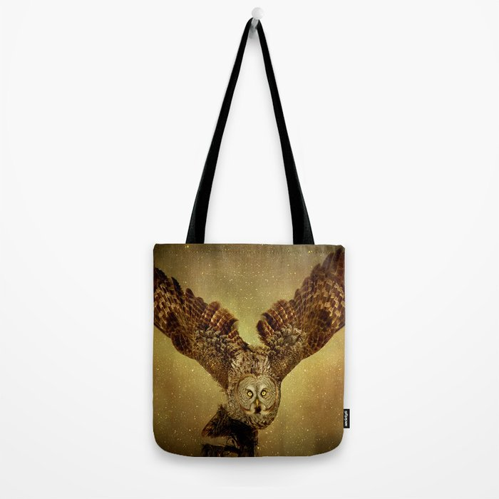 Queen of the night Tote Bag