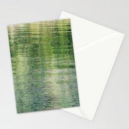 Verdant Sea Stationery Cards