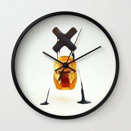 IRONMAN Play X Wall Clock