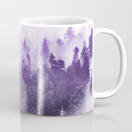 Ultra Violet Adventure Forest Coffee Mug