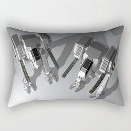 Robots Rectangular Pillow