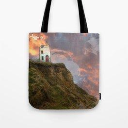 Gobblynne House Tote Bag