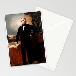 Millard Fillmore Portrait Stationery Cards