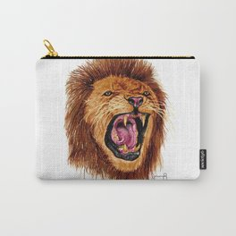 lion 3 head Carry-All Pouch