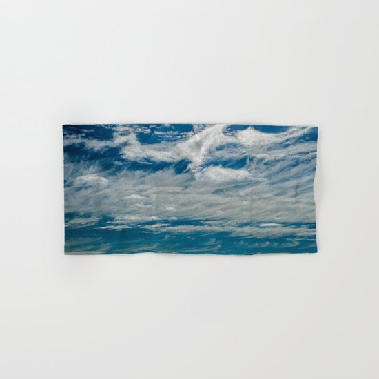 SIMPLY CLOUDS Hand & Bath Towel