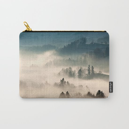 Scotland Fog Carry-All Pouch