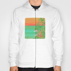 A Frame Dream Home Surf Paradise Hoody