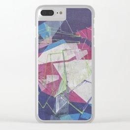 Premissa I Clear iPhone Case
