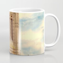 Central Tower of Lincoln Cathedral Coffee Mug