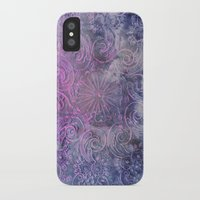 boho iPhone & iPod Cases featuring Boho Deco by cafelab