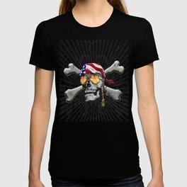 American Pirate T-shirt