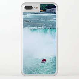 Horseshoe Falls Clear iPhone Case