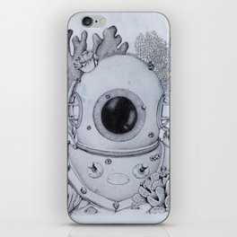 Deep Sea iPhone Skin